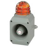 Elektronischer Schallgeber mit Xenon-Blitzleuchte DL105X