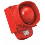 Schallgeber mit LED-Blitzleuchte SYWA Wand